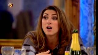 Celebrity Big Brother UK 2014 - Day 8 - Live
