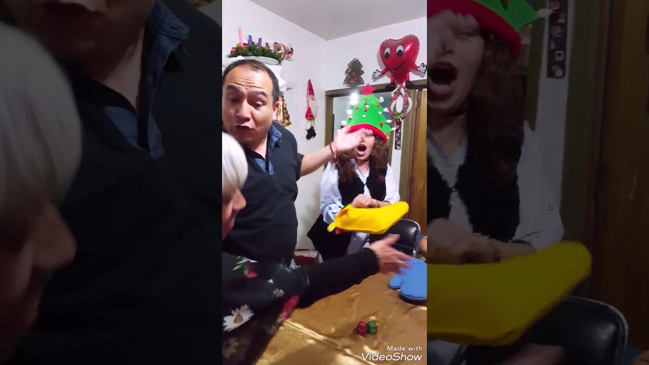 Juegos Navidenos En Familia Youtube