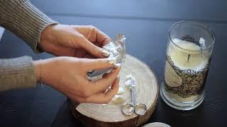Jewelcandle : Découverte du bijou dans la bougie