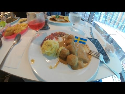 IKEA FOOD SUCKS!