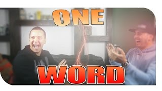 ONE WORD CHALLENGE MIT BARID!