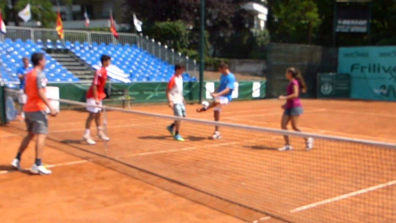 Tennis Europe Junior Tour World Cup Challenge - YouTube