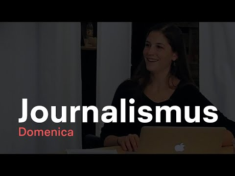 News-Journalismus | Domenica | Brownbag im Effinger