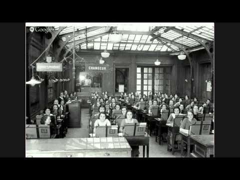 D'une France agricole à une société industrielle programme d'histoire de première