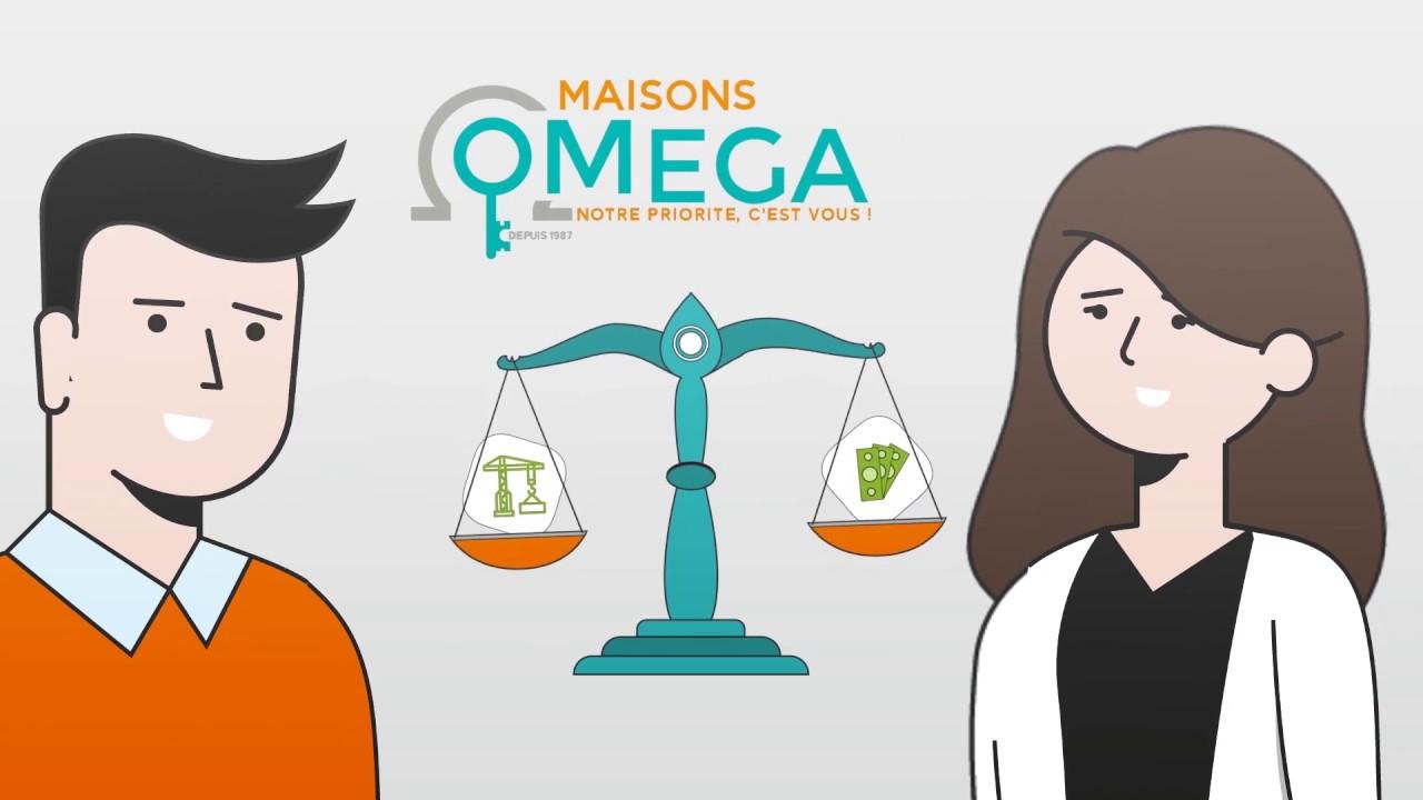 Maison Omega - Constructeur de maisons en Gironde et Dordogne - YouTube