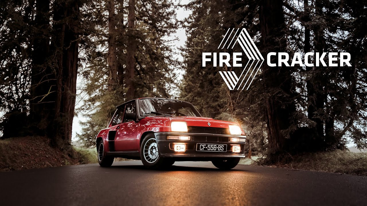 the renault 5 turbo 2 is a pure firecracker youtube. Black Bedroom Furniture Sets. Home Design Ideas