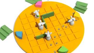 Коридор для детей. Обзор настольной игры от компании Стиль Жизни.