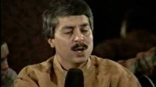 Salman Alvi live mehfil-Ajnabi Sheher Ke Ajnabi Raste