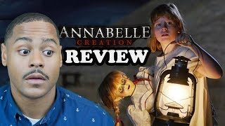 Annabelle Creation Review - Scariest movie of 2017?