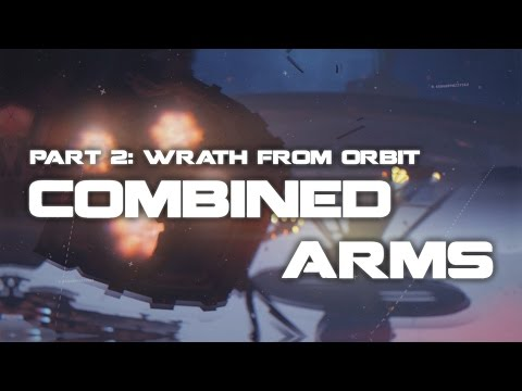 Star Citizen | Combined Arms Part II: Wrath from Orbit [CryEngine]