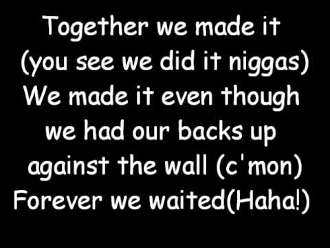 Linkin Park ft. Busta Rhymes - We Made It [Lyrics in Video] HQ