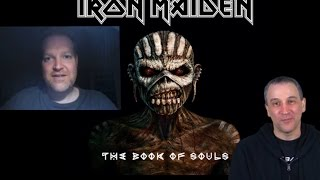 Iron Maiden-' The Book of Souls'- Pre Album Review Speculation  The Metal Voice Debate