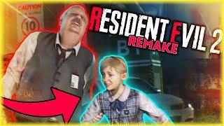 JAKIŚ GRUBAS UKRADŁ MI MOJĄ DZIEWCZYNKĘ *SMUTNO MI* | Resident Evil 2 Remake [#6] #BLADII