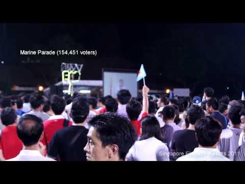 Singapore Elections Results | Marine Parade GRC