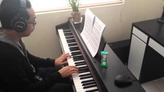 童话 (Tong Hua) (Fairy Tale) (Đồng Thoại) piano cover ~ Jay Chou 周杰倫