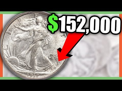 WALKING LIBERTY HALF DOLLAR COINS WORTH MONEY - COIN PRICES