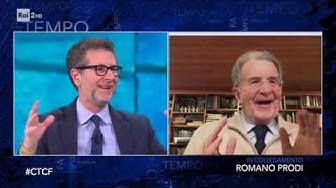 Romano Prodi - Storie italiane 29/03/2020