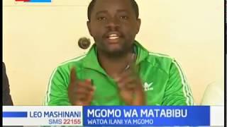 Matabibu watoa ilani ya mgomo huku wakishinikiza serikali kuwalipa marupurupu yao