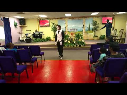 Sinking By: Tye Tribbett Mime By: David Taylor