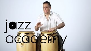 Playing Congas and the Tumbao, Part One