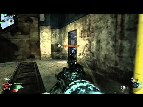 Call of Duty Black Ops: L96A1 Sniper (gameplay/commentary) deutsch