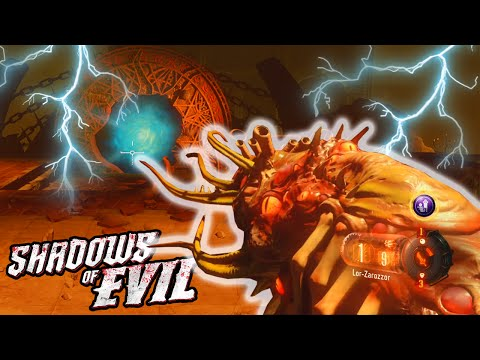 """""""Black Ops 3"""" Shadows of Evil - HOW TO BUILD WONDER WEAPON TUTORIAL (Black Ops 3 Zombies Gameplay)"""