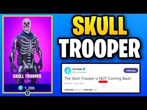 Fortnite Skull Trooper Glitch Pc