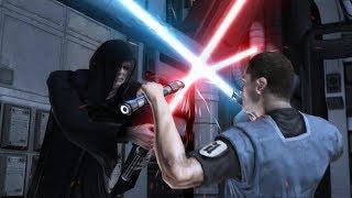 SWTFU2 Starkiller vs Darth Sidious DLC Challenge