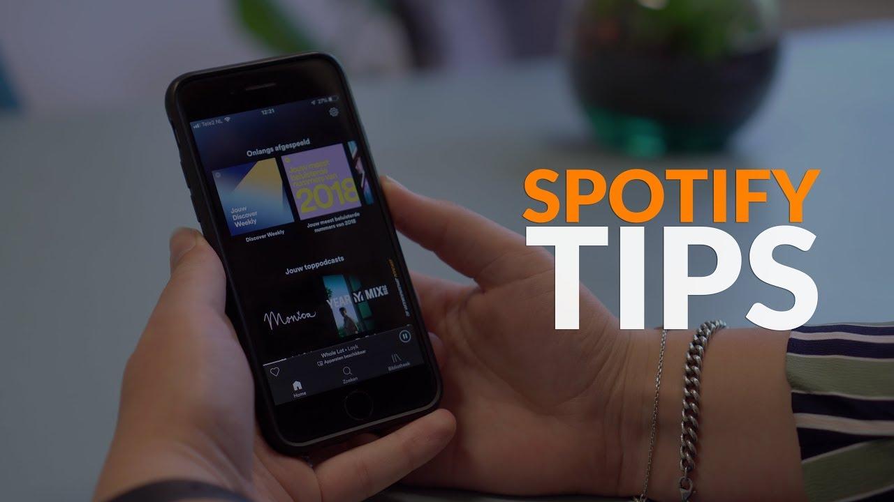 De 7 beste Spotify-tips en functies die je nog niet kende