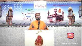 Abyat e Bahoo or Kalam e Bahoo, Peer Milya Je Peerh Na Jawe , Us Noo Peer ki Dharna Hoo 39/201