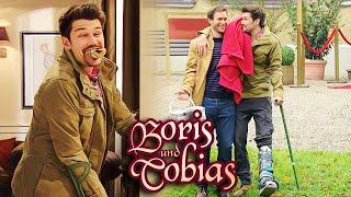 Boris und Tobias Part 22 (German + English Subtitles, Gay Kiss Scenes 1080p HD)