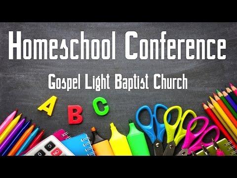 GLBC - Homeschool Conference Part 1