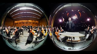 Youth Orchestra in 360°