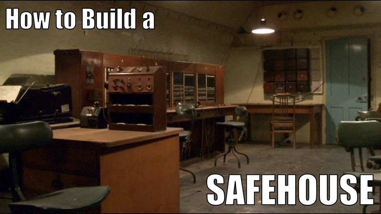 Download How to Build a Safehouse