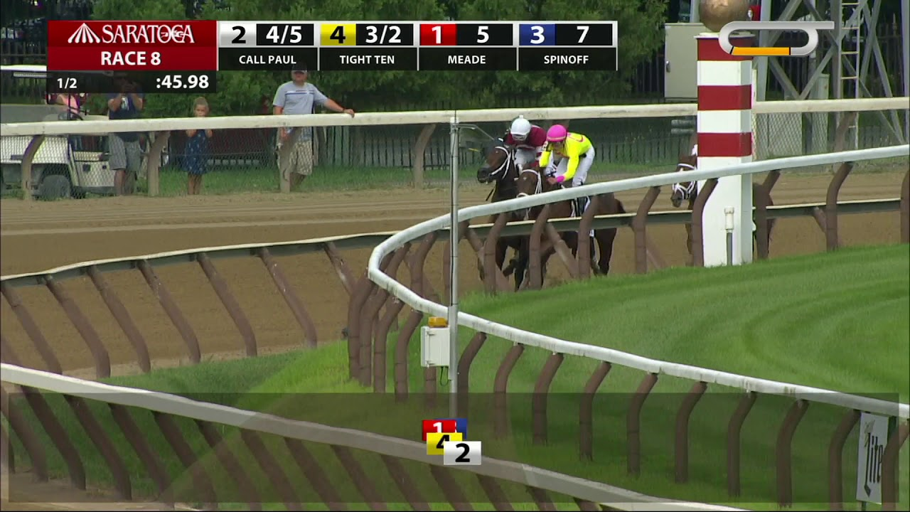 Call Paul - 2018 - The Saratoga Special Stakes en Espanol