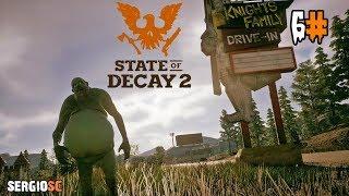 State of Decay 2 En solitario #6 Aniquiladores de zombies Walkthrough Español ULTRA PC