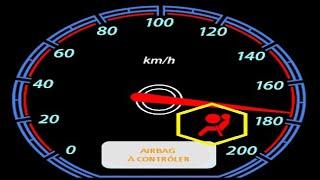 Réparer defaut de l'airbag - إصلاح عيب في الوسادة الهوائية