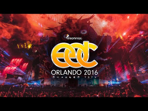 EDC Orlando 2016 Official Trailer