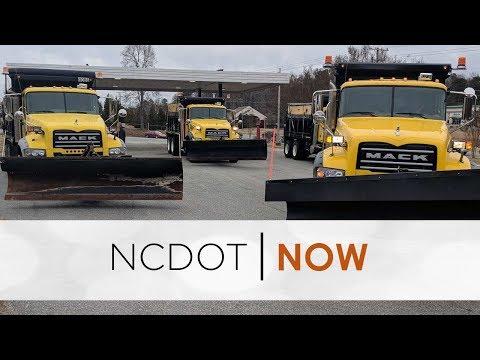 NCDOT Now - January 5, 2018