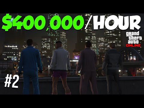 How To Make $2,500,000 As A Beginner   GTA Online Rags To Riches Episode 2