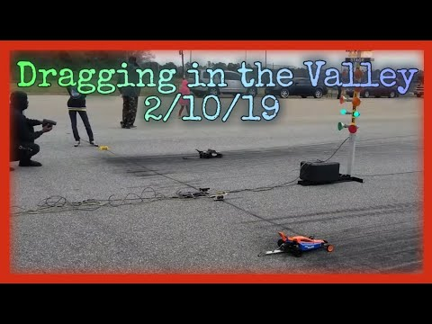 February 10th Fort Valley Ga Rc Drag Racing Event
