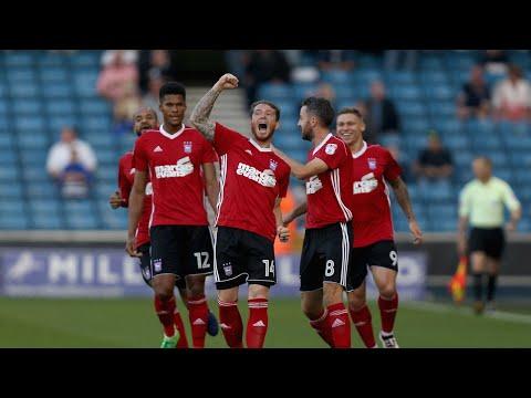 Millwall 3-4 Ipswich Town - 2017/18 - BBC Radio Suffolk Highlights