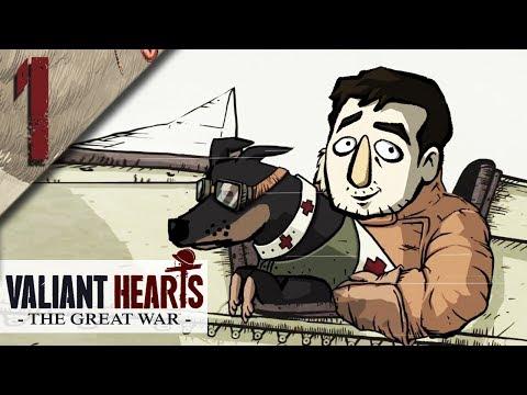 Mr. Odd - Let's Play Valiant Hearts The Great War - Part 1 - Conscription