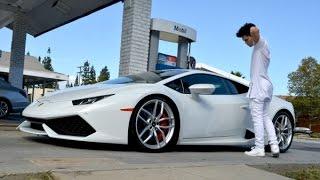 Trading Lamborghini for Strangers Car