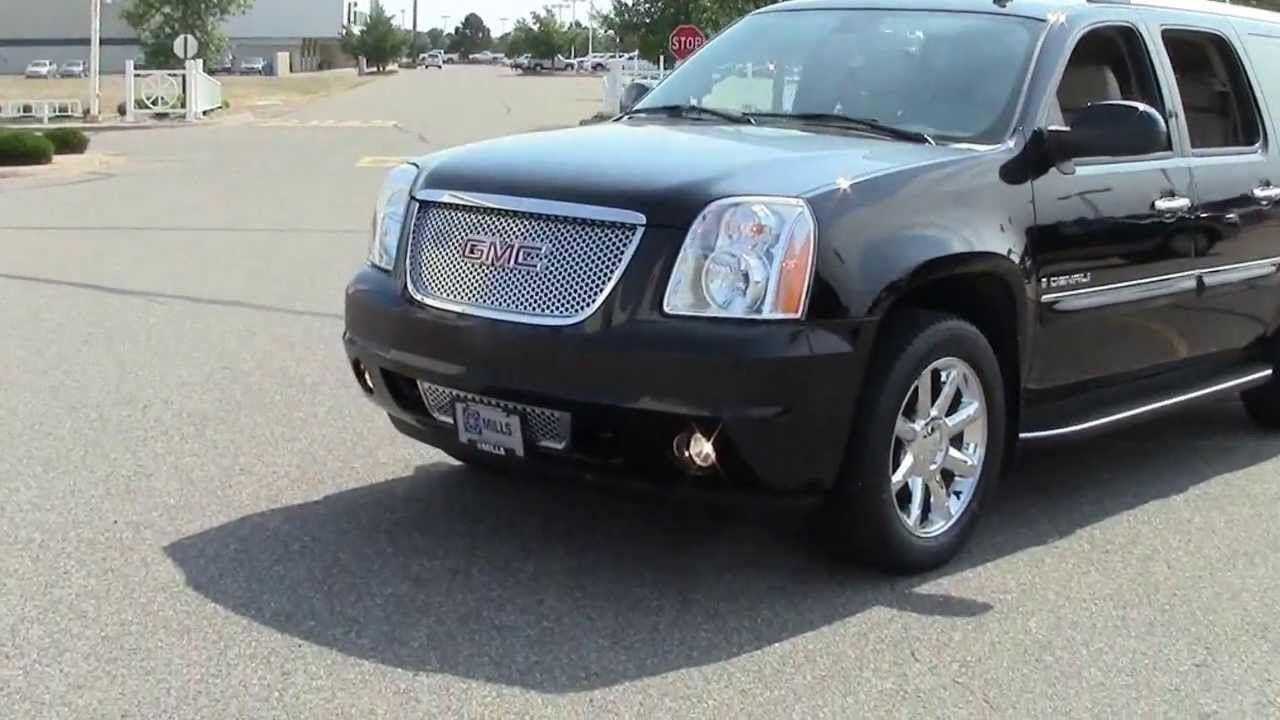 2008 Gmc Yukon Xl Denali 1500 Awd