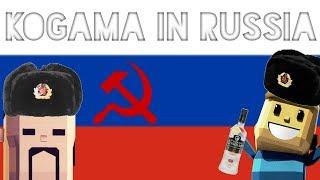 KOGAMA IN RUSSIA