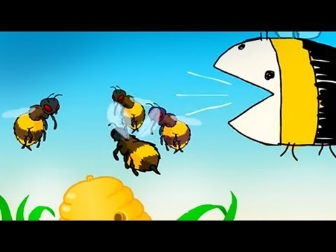 Irving the Socially Awkward Bee (Made in 2005)