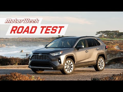 2019 Toyota RAV4 | Road Test