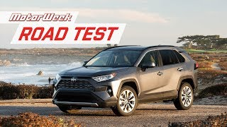 2019 Toyota RAV4 | Road Test