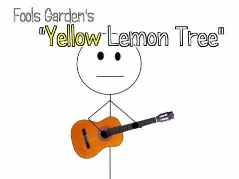 Lemon Tree La Canción Más Fácil En Ingles Youtube